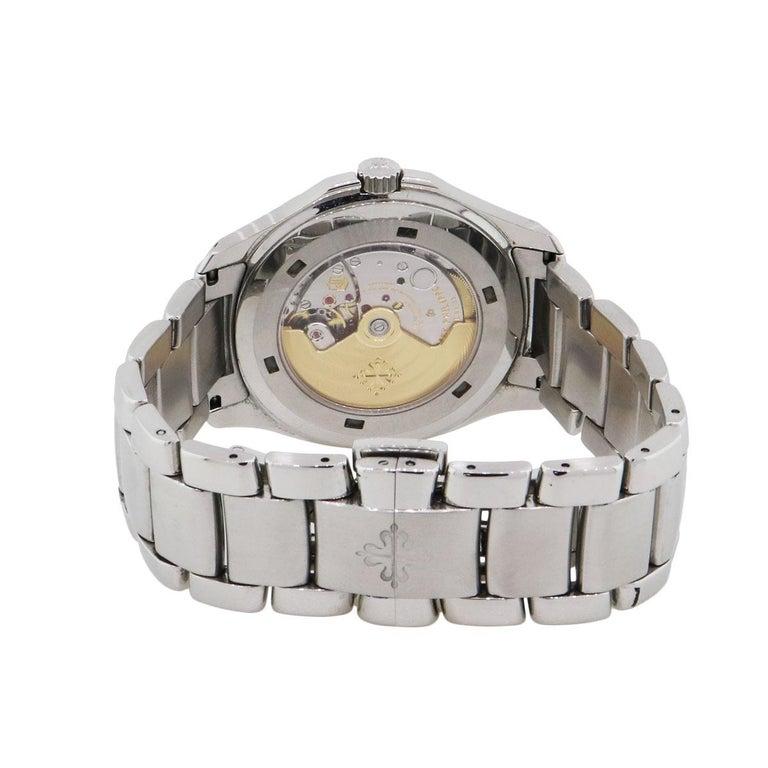 Patek Philippe 5167A Aquanaut Wristwatch In Excellent Condition In Boca Raton, FL