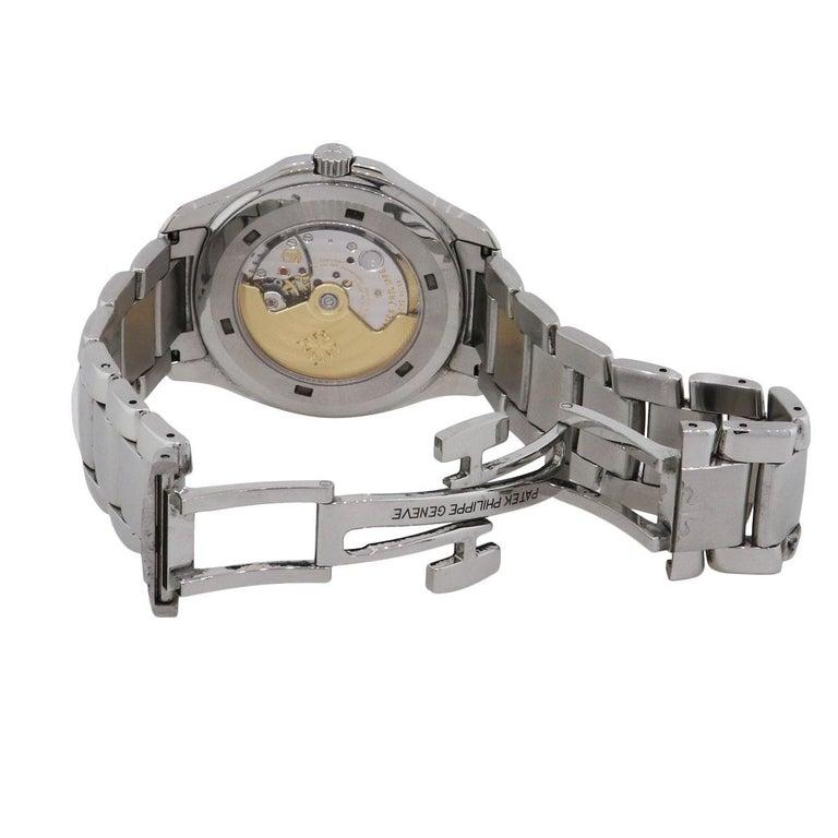 Men's Patek Philippe 5167A Aquanaut Wristwatch