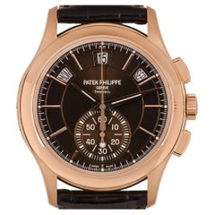 Patek Philippe 5905R-001 Annual Calendar Double Name Tiffany & Co. Unworn