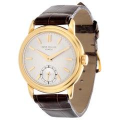 Patek Philippe 592J Calatrava Watch