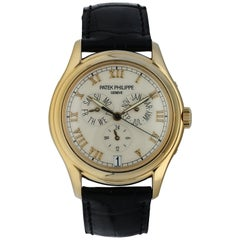 Patek Philippe Annual Calendar 5035 Men's Watch Box and Papers