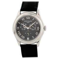 Patek Philippe Annual Calendar 5035 Platinum Men's Watch