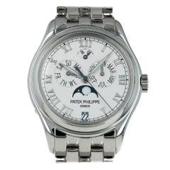 Patek Philippe Annual Calendar 5036/1G, Case, Certified and Warranty