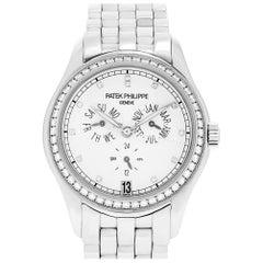 Patek Philippe Annual Calendar 5037/1G, White Dial, Certified