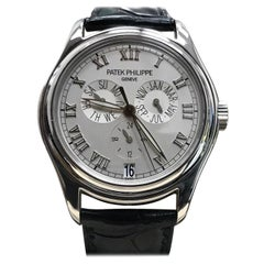 Patek Philippe Annual Calendar Platinum 5035P Brand New Band