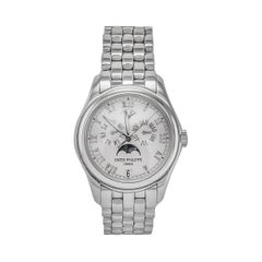 Patek Philippe Annual Calendar White Gold '5036/G-017'