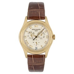 Patek Philippe Annual Calendar Yellow Gold B&P 5035J-001
