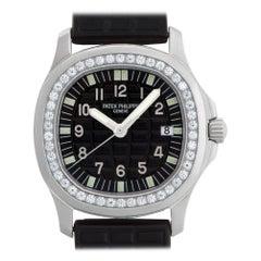 Patek Philippe Aquanaut 5067A-001, Black Dial, Certified