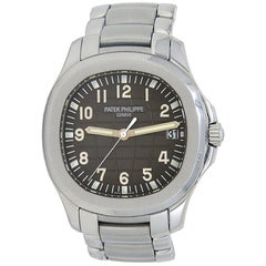 Patek Philippe Aquanaut 5167/1a-001, Black Dial, Certified &