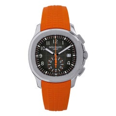 Patek Philippe Aquanaut Flyback Chronograph Stainless Steel Watch 5968A-001