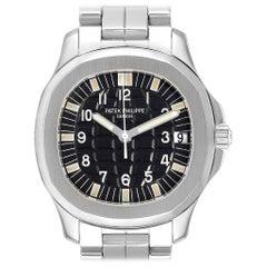 Patek Philippe Aquanaut Jumbo Steel Men's Watch 5065
