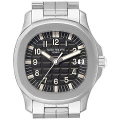 Patek Philippe Aquanaut Midsize Automatic Steel Watch Watch 5066
