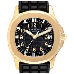 Patek Philippe Aquanaut Midsize Automatic Yellow Gold Watch 5066