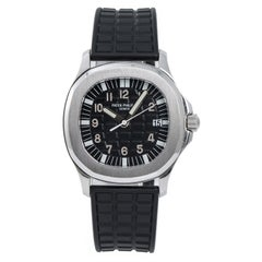 Patek Philippe Aquanaut 5064, Black Dial Certified Authentic