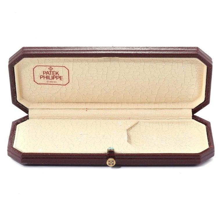 Patek Philippe Calatrava 18 Karat Rose Gold Vintage Watch 3796 7
