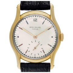 Patek Philippe Calatrava 2406 18 Karat Manual Watch