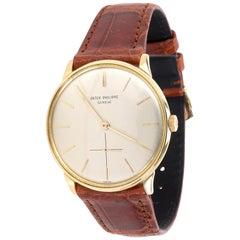 Patek Philippe Calatrava 2573/2 Men's Watch in 18 Karat Yellow Gold