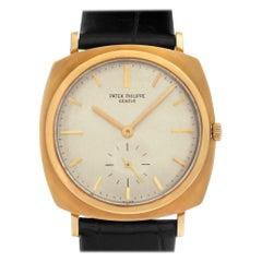 Patek Philippe Calatrava 3525, Case, Certified and Warranty
