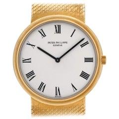 Patek Philippe Calatrava 3591, White Dial, Certified and Warranty