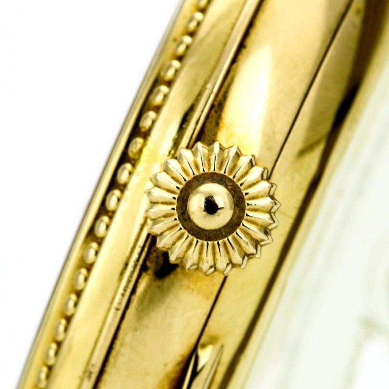 Patek Philippe Calatrava Power Reserve Moon Phase 5015J 18Kt Gold Men's Watch For Sale 4