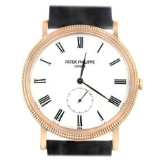Patek Philippe Calatrava Rose Gold Men's Watch 5116 Unworn Sealed