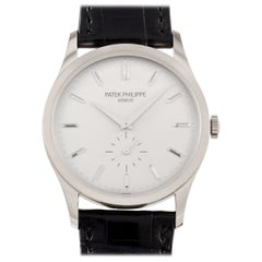 Patek Philippe Calatrava Watch 5196G-001