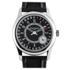 Patek Philippe Calatrava Watch 6000G-001