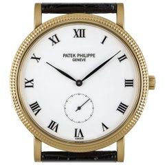Patek Philippe Calatrava Yellow Gold 3919J-001