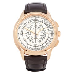 Patek Philippe Chronograph 175th Anniversary 5975R-001 Owned By Eric Clapton