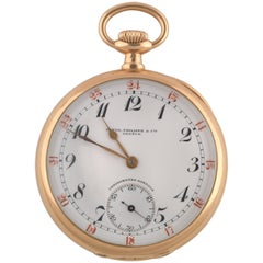 Patek Philippe Chronometro Gondolo Yellow Gold