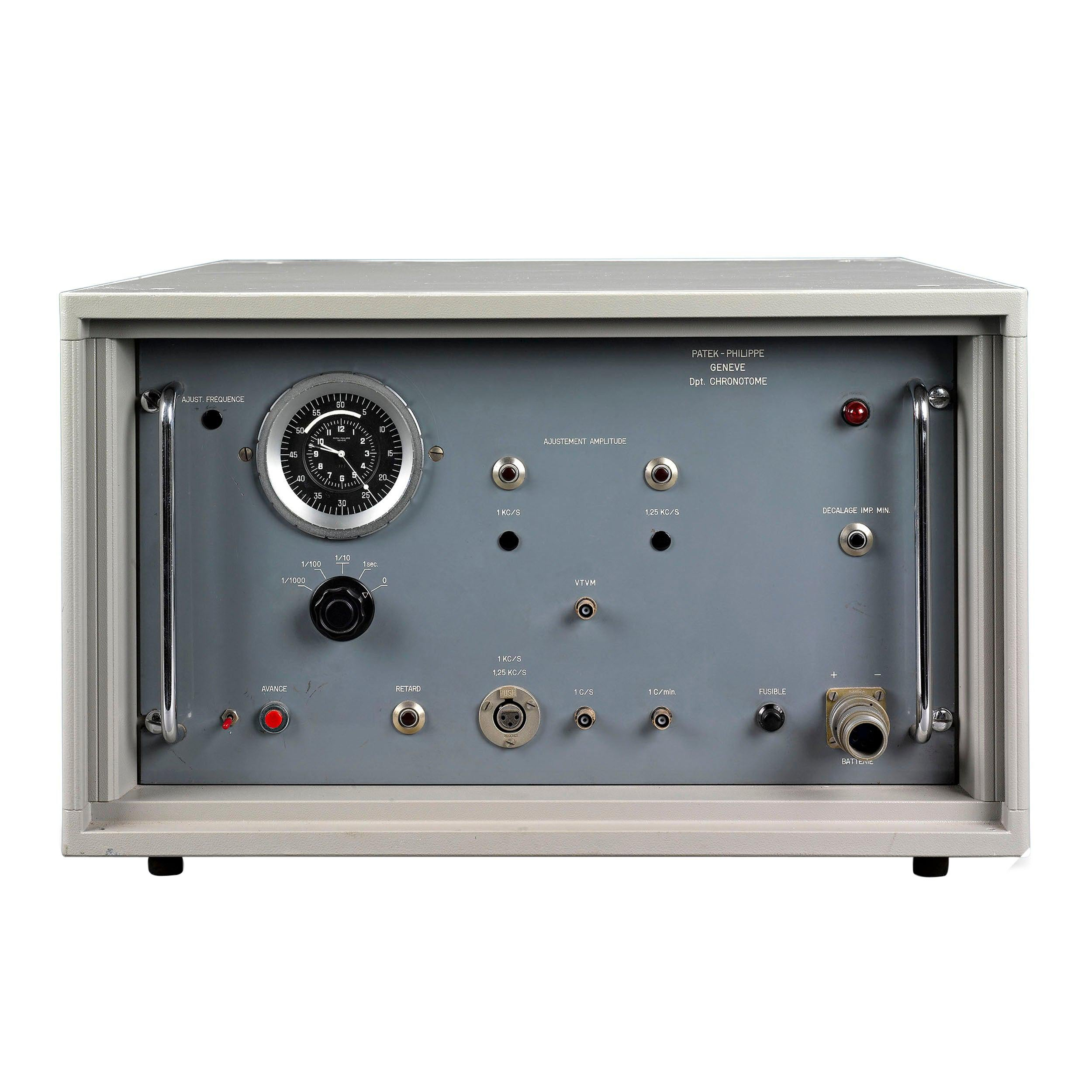 Patek Philippe Chronotome Electronic Clock