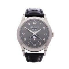 Patek Philippe Classic 18K White Gold 5396G-014 Wristwatch