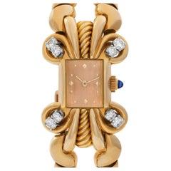 Patek Philippe Classic 8874 18 Karat Rose Gold Pink Dial Manual Watch