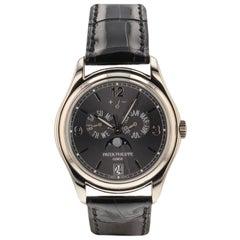 Patek Philippe Complicated 18 Karat White Gold Watch 5146G-010 Mint