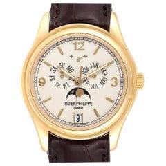 Patek Philippe Complicated Annual Calendar Yellow Gold Men's Watch 5146J