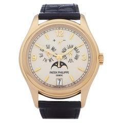 Patek Philippe Complications 0 5146J-001 Men Yellow Gold 18K Watch