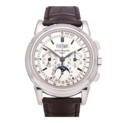 Patek Philippe Complications 0 5970G-001 Men White Gold 0 Watch
