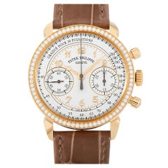 Patek Philippe Complications Chronograph Watch 7150/250R-001