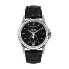 Patek Philippe Complications Wempe Platinum Annual Calendar Watch 5125P-001