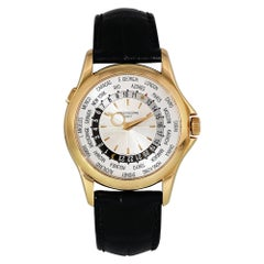 Patek Philippe Complications World Time 5130R Men's Watch
