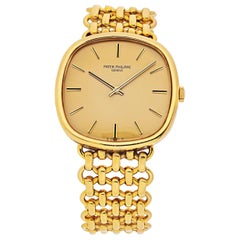 Patek Philippe Ellipse 18 Karat Yellow Gold Watch