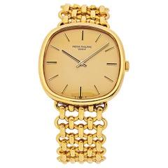 Patek Philippe Ellipse 18 Karat Yellow Gold Watch