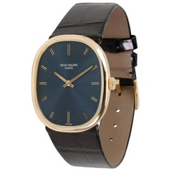 Patek Philippe Ellipse 3548 Women's Watch in 18 Karat Yellow Gold