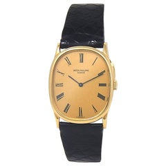 Patek Philippe Ellipse 3748, Champagne Dial, Certified and Warranty