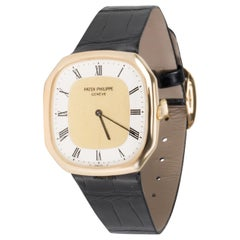 Patek Philippe Ellipse 3855 Men's Watch in 18 Karat Yellow Gold