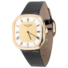 Patek Philippe Ellipse 3855, White Dial, Certified and Warranty