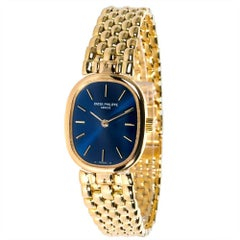 Patek Philippe Ellipse 4564/1 Women's Watch in 18 Karat Gold