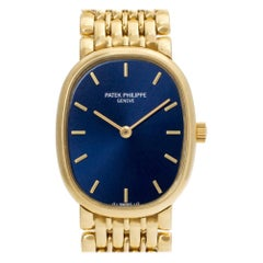 Patek Philippe Ellipse 4826/022, Color Dial, Certified and Warranty
