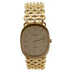 Patek Philippe Ellipse Ref. 3577 Yellow Gold Wristwatch