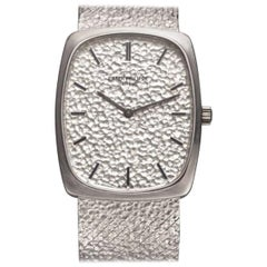 Patek Philippe Ellipse White Gold Watch